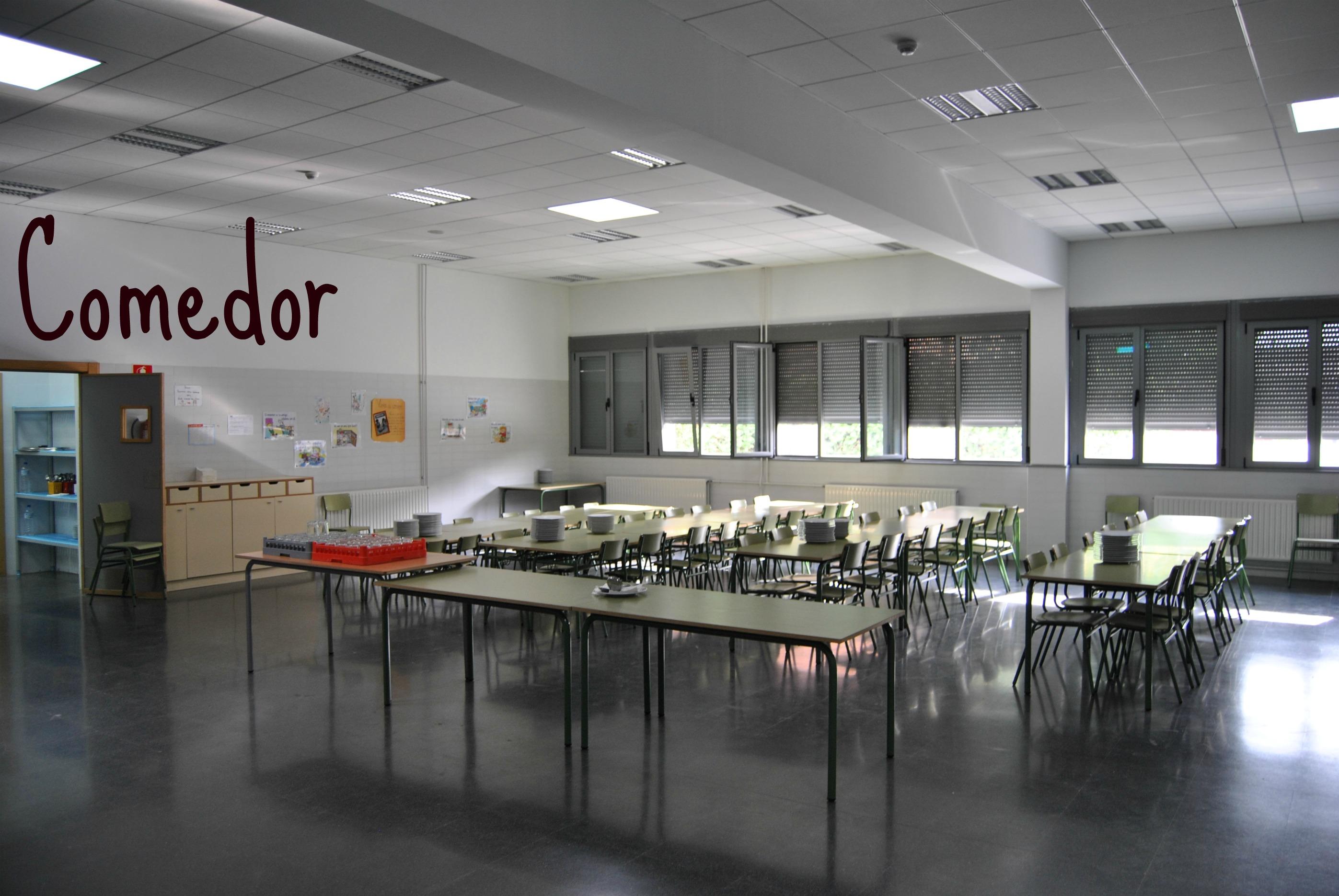 Comedor Escolar Ceip Lazarillo De Tormes Torrijos Toledo